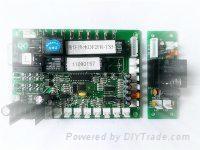 热泵热水器商用机控制器