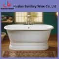 freestanding cast iron bathtub with good