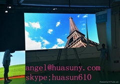 led screen in led displays P4 indoor Full Color LED Stage background Display