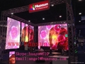 High Definition P12 Indoor Full Color LED Display electronic led display screen 2