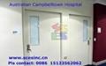 Aluminium Blinds Window Aluminium Magnetic Blinds Window (blinds between glass) 4