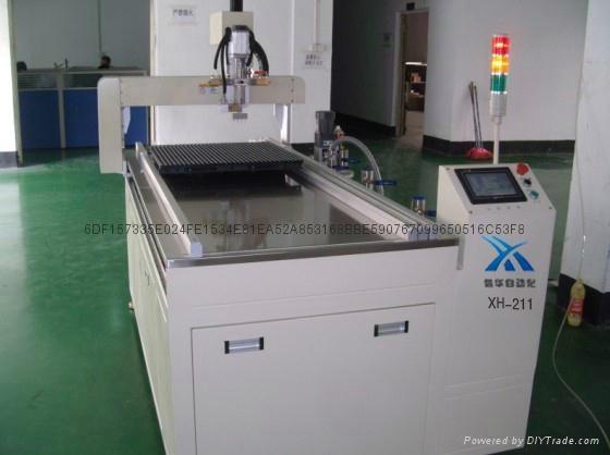 信華洗牆燈灌膠機XH-211 1
