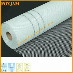 alkali resistant fiberglass mesh.