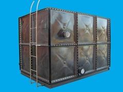 山東搪瓷水箱工藝