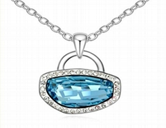 High Quality Jewelry Necklace Wholesale Factory Price Crystal stone