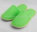 OEM high quality washable hotel slipper