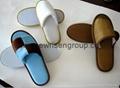 toweling hotel slippers&hotel antiskid slippers 2