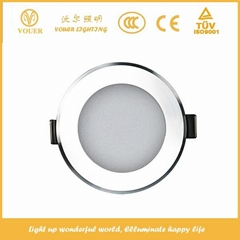 hot sale 3w LED down light indoor down light recessed LED down lamp