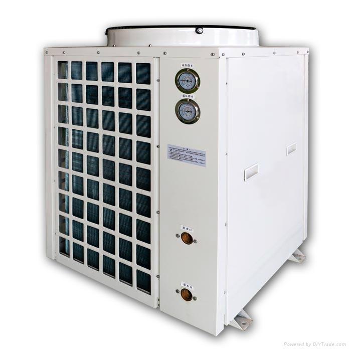 中科福德空气能冷暖空调机组 1