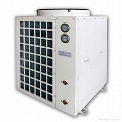 中科福德空氣能冷暖空調機組