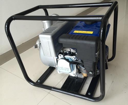 3寸汽油機水泵 2