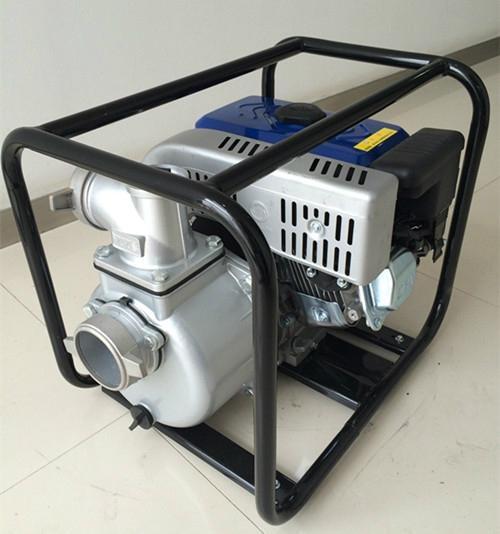 3寸汽油機水泵 4