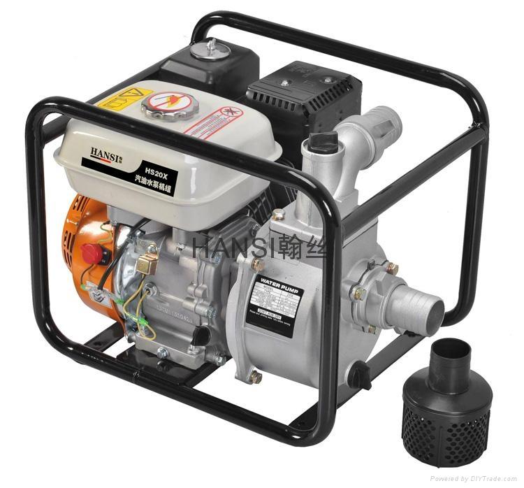 2寸小型汽油水泵 4