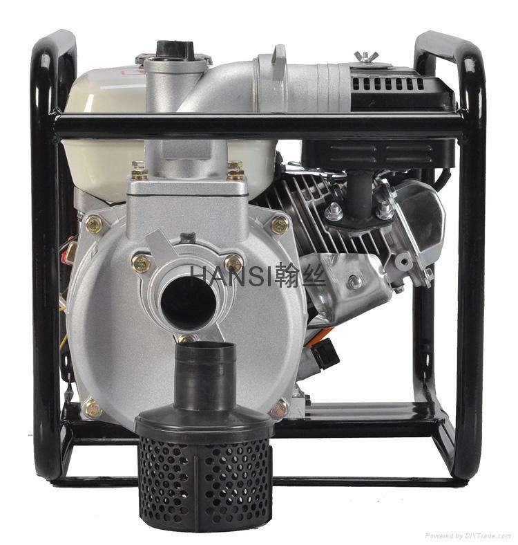 2寸小型汽油水泵 5