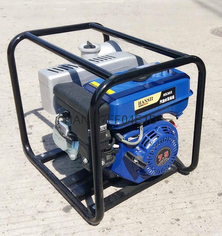 3寸汽油機水泵 6