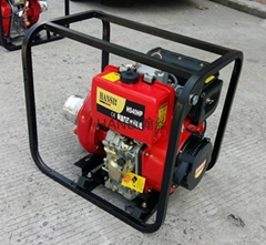 4寸柴油機自吸水泵HS40HP