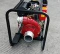 4寸柴油機自吸水泵HS40HP 2