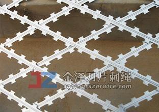 焊接式刀片刺网 1