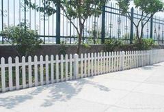 铝合金人造草坪花园栏杆