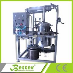 Solvent Herbal Evaporator Extraction Equipment
