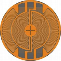 圆形电阻应变计