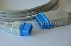 GE TRUSIGNAL Comaptible SpO2 Adapter Cable