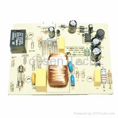 Food Processor PCB controller