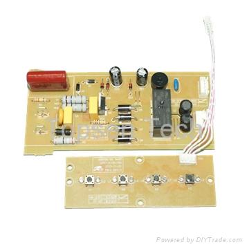 Juicer PCB controller 1