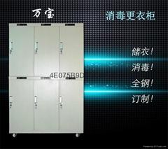 Disinfection locker
