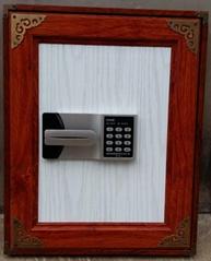 Intelligent cabinet door