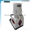 Big flat die pellet mill 500-800kg/h CE 1