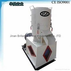 Big flat die pellet mill 500-800kg/h CE