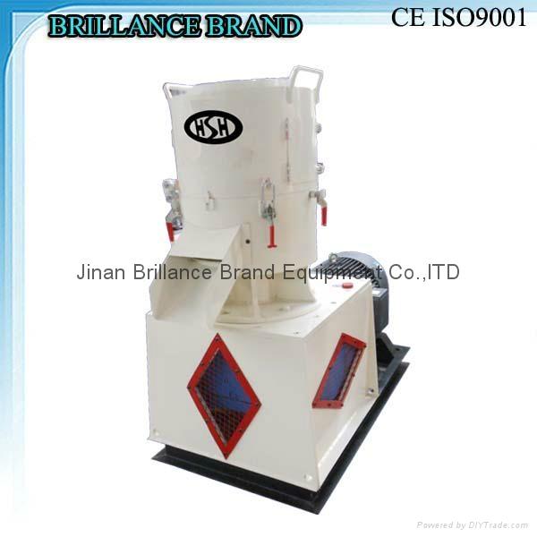 Big flat die pellet mill 500-800kg/h CE 3