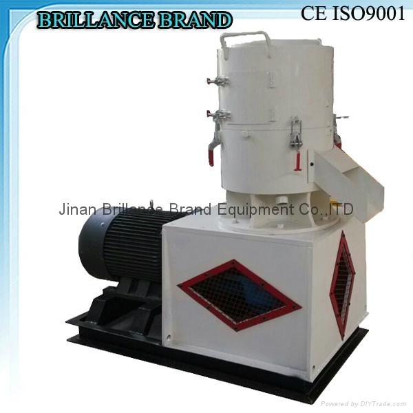 Big flat die pellet mill 500-800kg/h CE 2