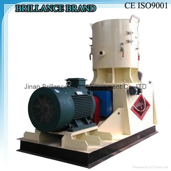 Big flat die pellet mill 500-800kg/h CE 4