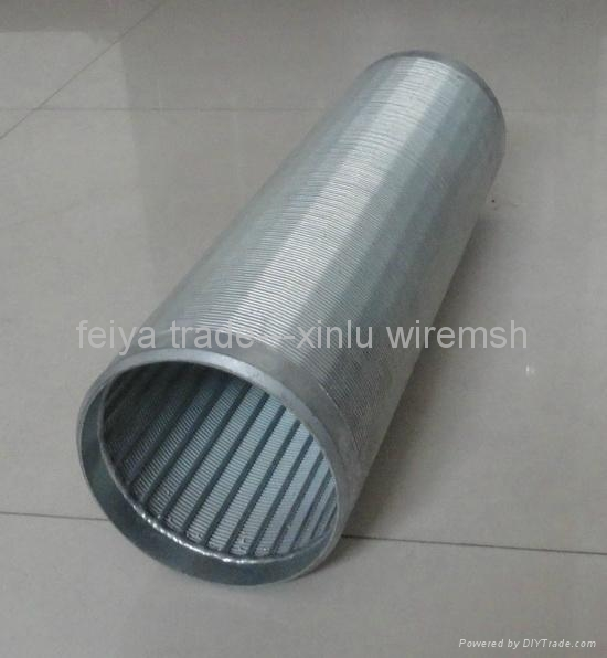 Wedge Wire Screen Pipe 3