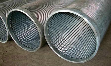 Wedge Wire Screen Pipe 6