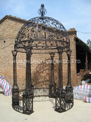 Ornamental gazebo