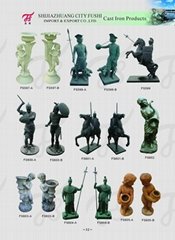 Cast iron figure (Hot Product - 1*)