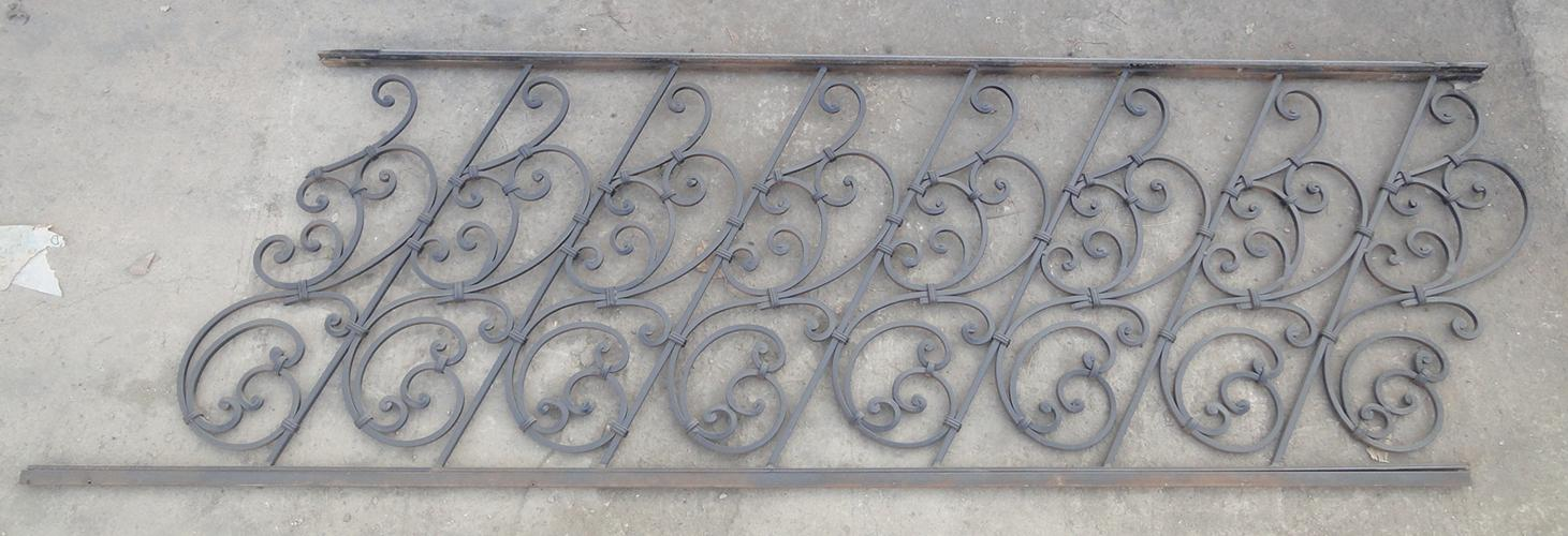 Fence gate and panel 3