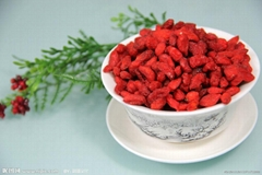 Goji Berry Supply from Ningxia Zhengyuan 350pcs/50g