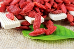 Dried Goji Berry Supply from Ningxia China 420pcs/50g