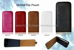 Latest designed case for iphone 6 smartphone pouch cover