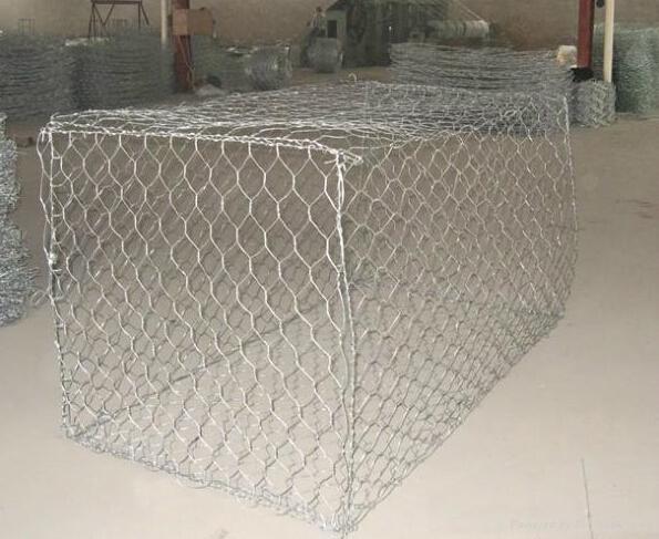 鍍鋅格賓網箱 2
