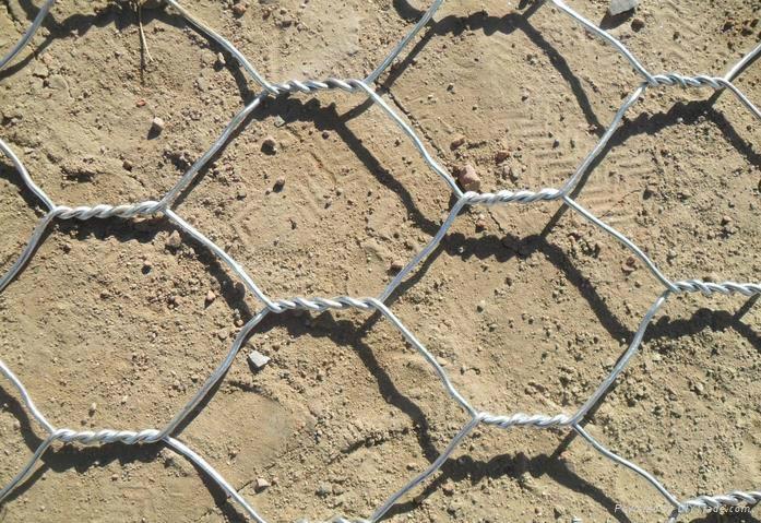 五擰石籠格賓網 2