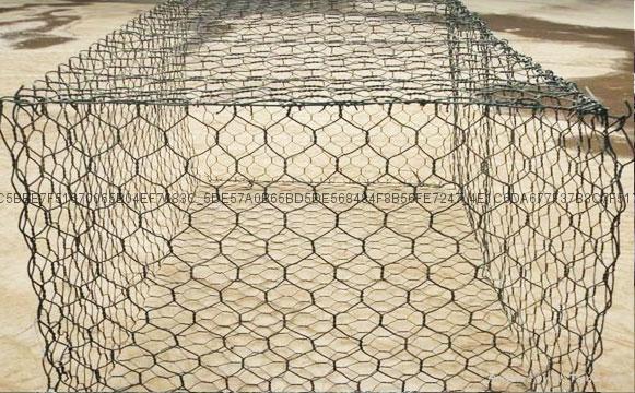 河道治理石笼网箱 5
