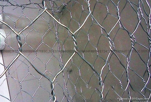高爾凡石籠網 4