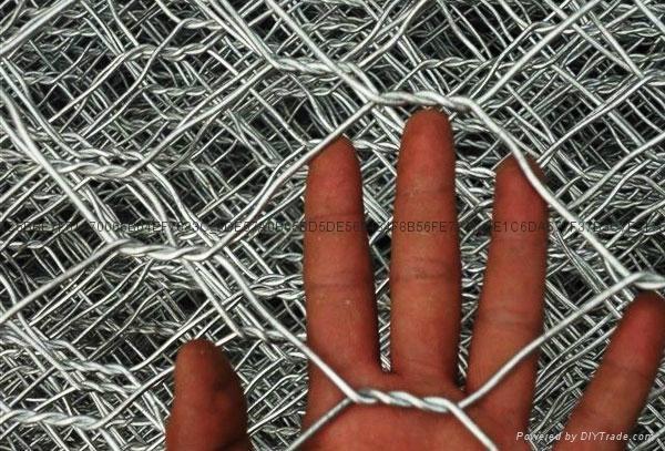 高爾凡石籠網 5