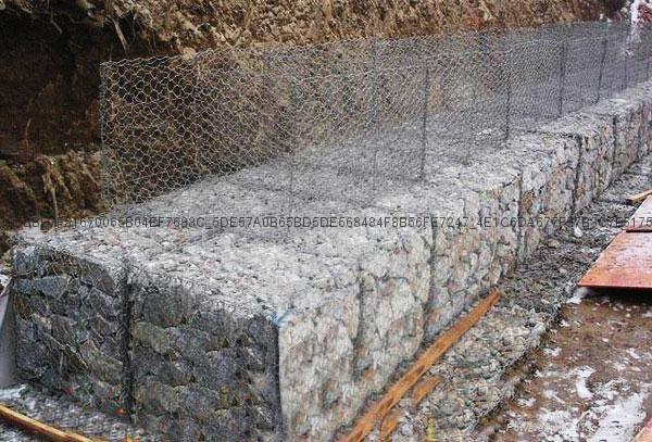镀锌石笼网 6