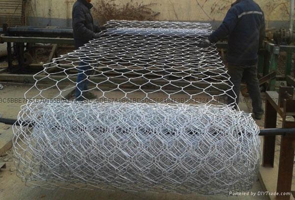 镀锌石笼网 3